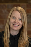 Social Media Director, Kim Oxley