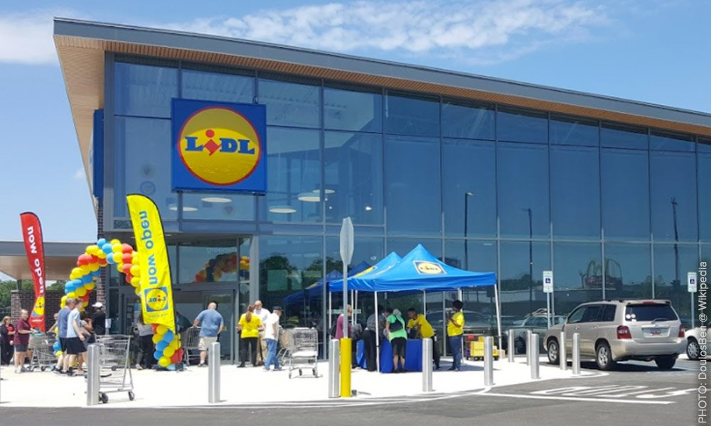 Lidl to stop selling cage eggs in cartons AND ready-made products.
