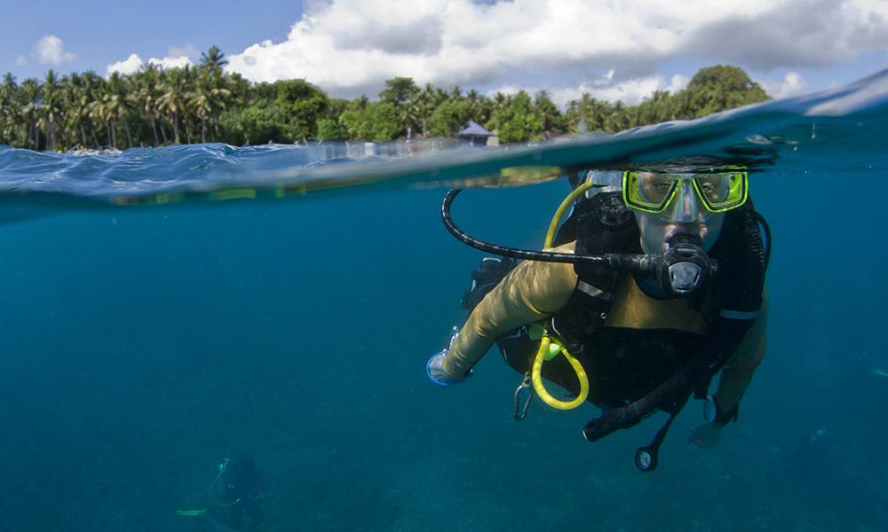 Bali scuba diving & snorkelling