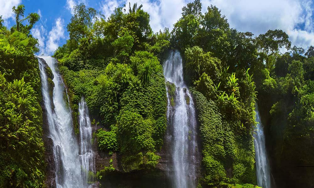 Bali Sekumpul Waterfalls