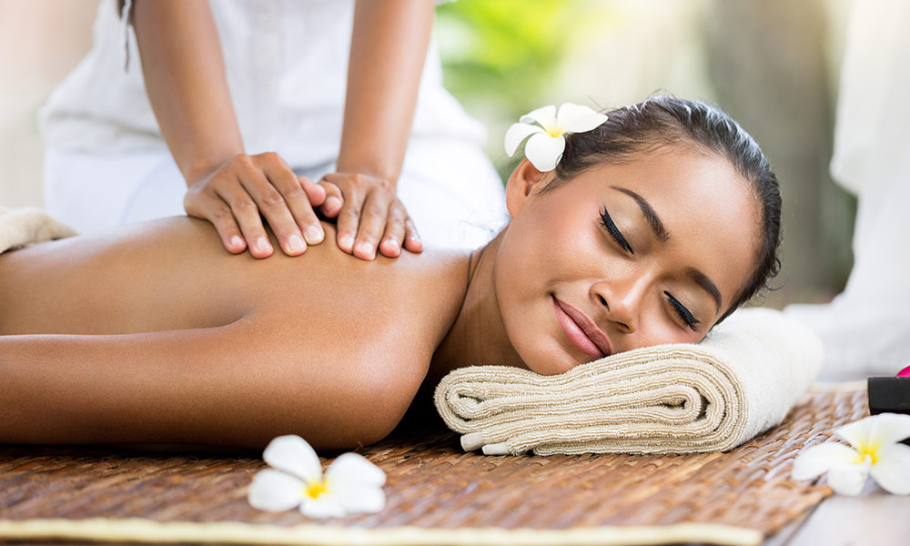 Bali spas, massages & beauty treatments