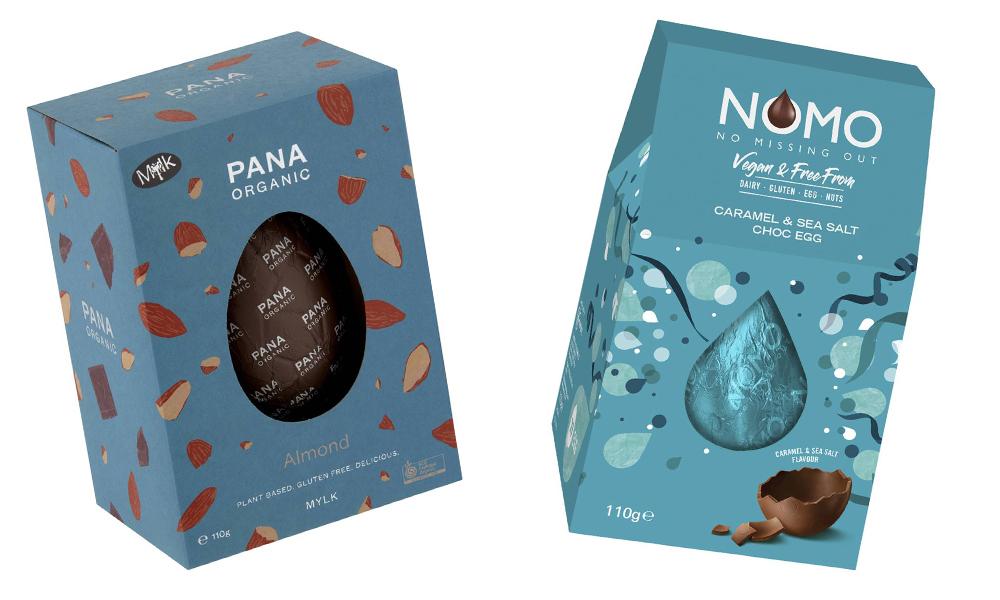 PANA & NOMO Easter eggs