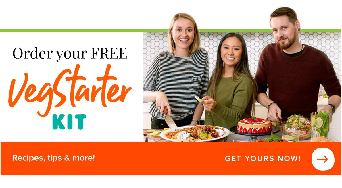 Order your FREE Veg Starter Kit!